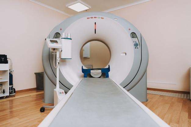 Współczesne urządzenie diagnostyczne do skanera tomografii.