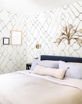 Współczesny projekt sypialni