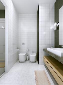 Współczesny trend łazienkowy
