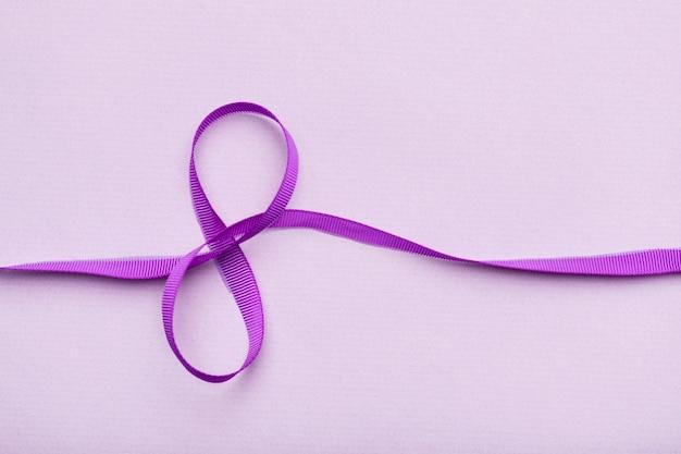 Wstążka z okazji międzynarodowego dnia kobiet