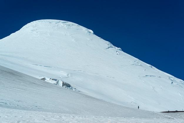 Wulkan osorno puerto varas prowincja llanquihue los lagos chile patagonia