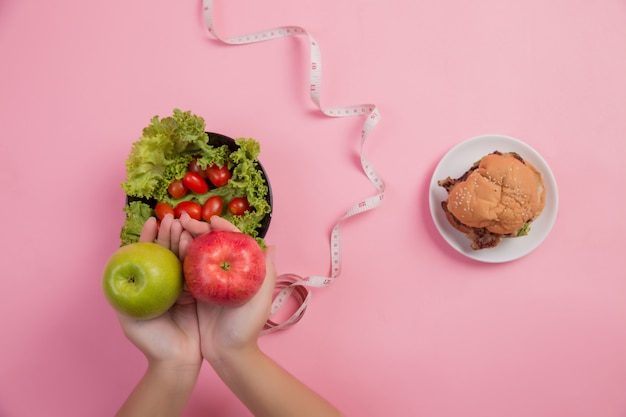 Wybierz produkty, które są korzystne dla organizmu