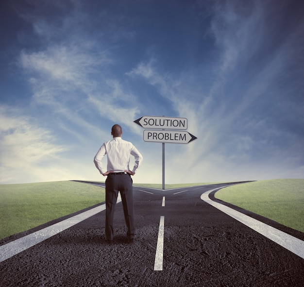 Wybierz właściwą drogę