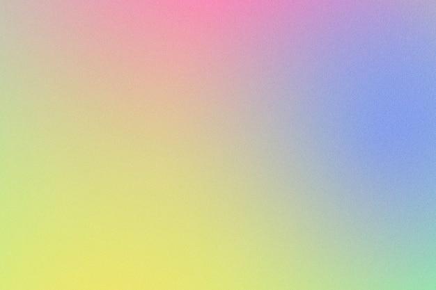 Wyblakłe żółte niebieskie i różowe streszczenie tekstura tło gradientowe
