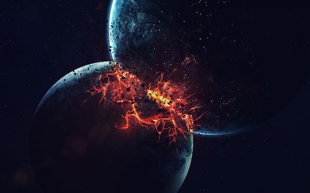 Wybuch planety