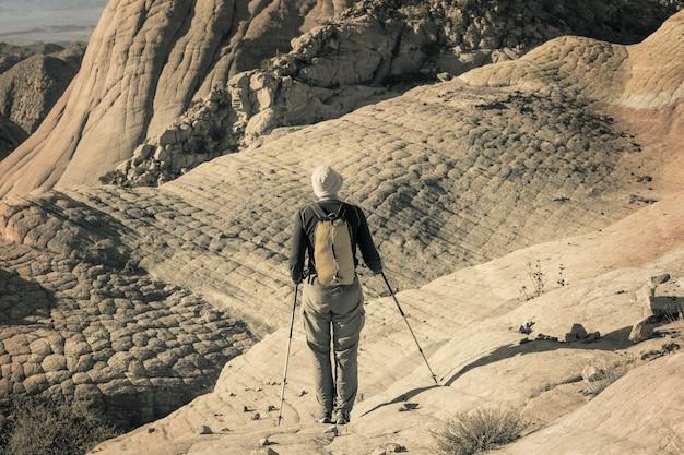 Wycieczka po górach utah