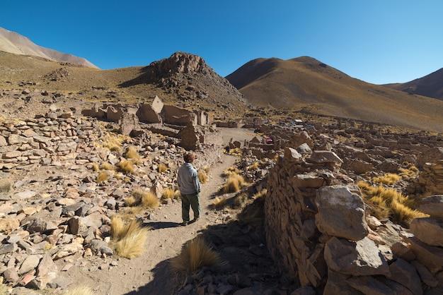 Wycieczka po wyżynach andów w południowej boliwii