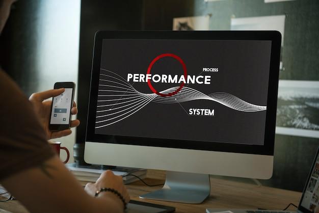 Wydajność systemu online