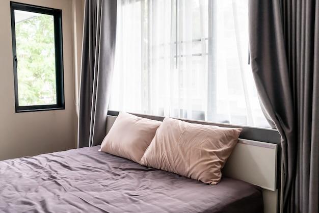 Wygodna poduszka na łóżko