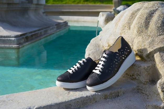 Wygodne wiosenne buty damskie do miasta