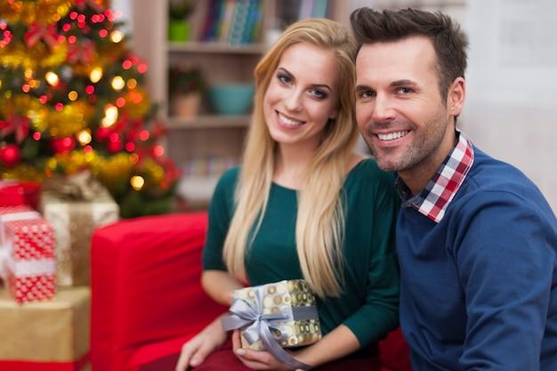 Wyjątkowy czas dla młodej, kochającej się pary