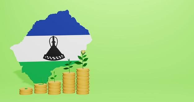Wykorzystanie odsetek bankowych w lesotho na potrzeby telewizji społecznościowej i tła strony internetowej