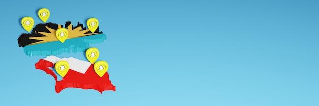 Wykorzystanie snapchata w antiqua barbudad na potrzeby telewizji społecznościowej i tła strony internetowej