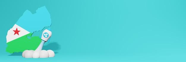 Wykres wzrostu kryptowaluty ripple xrp w dżibuti dla zawartości strony internetowej