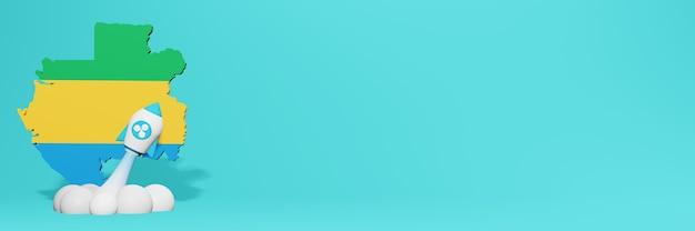 Wykres wzrostu kryptowaluty ripple xrp w gabonie dla zawartości strony internetowej
