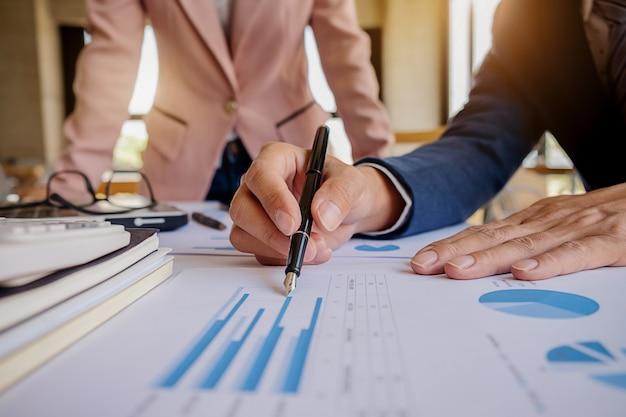 Wyniki biura rachunkowe firmy korespondencji wyjaśnia