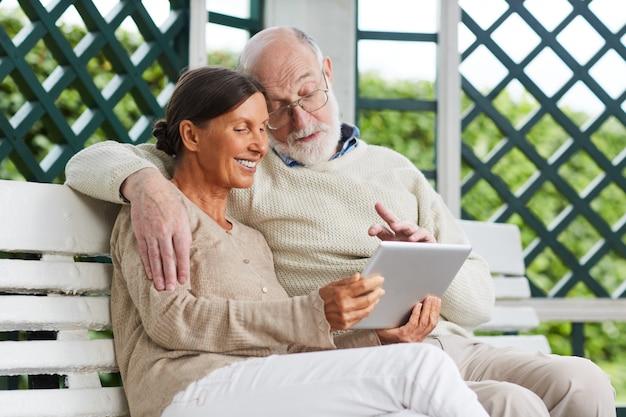 Wypoczynek emerytów