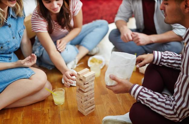 Wypoczynek z przyjaciółmi