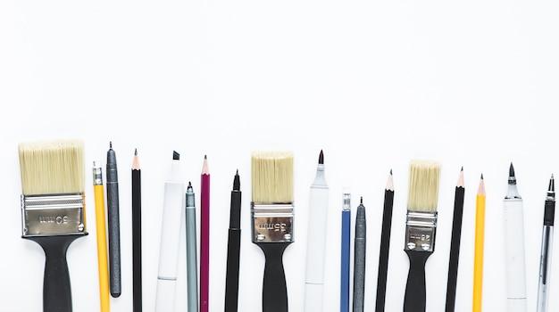 Wyposażenie narzędzia rzemieślnika lub artysty do majsterkowania