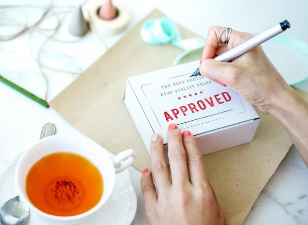 Wysokiej jakości marka ekskluzywna 100% gwarancja oryginalna koncepcja