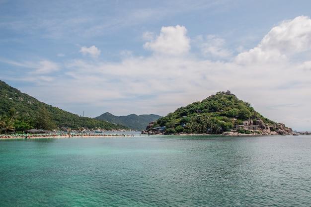 Wyspa koh nang yuan