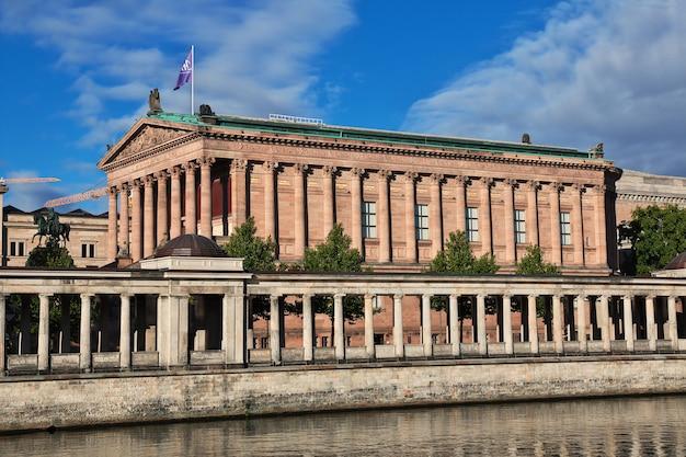 Wyspa muzeów, berlin, niemcy