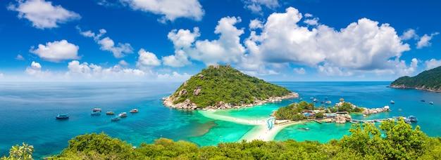 Wyspa nang yuan, koh tao, tajlandia
