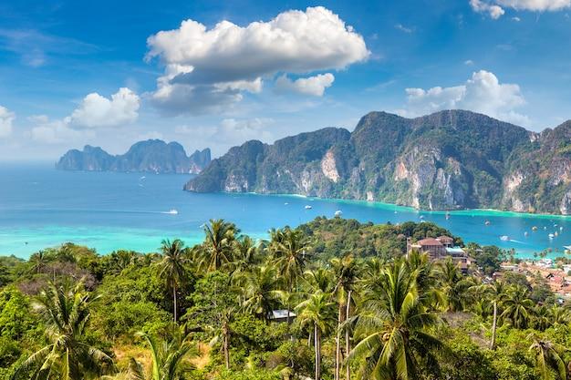 Wyspa phi phi don, tajlandia