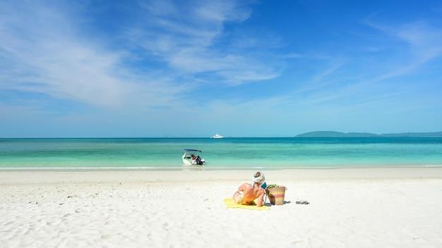 Wyspa similan tajlandia