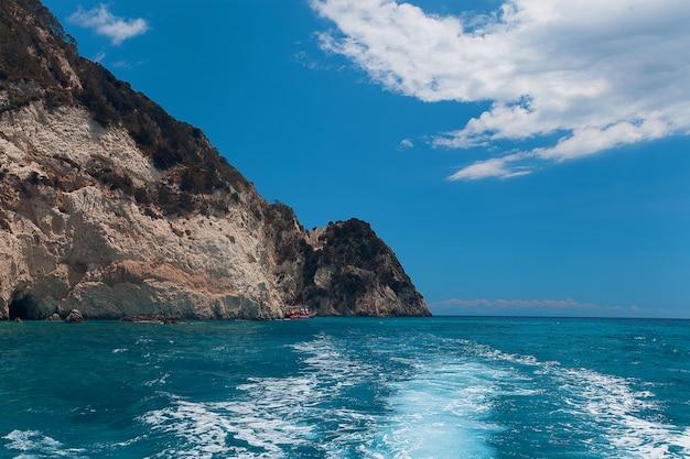 Wyspa w grecji
