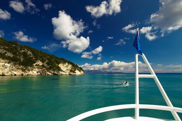 Wyspa zakynthos, grecja