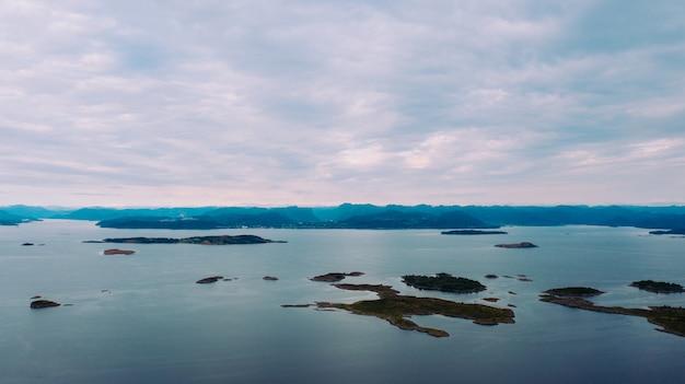 Wyspy w norwegii