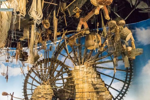 Wystawa na expo w mediolanie we włoszech