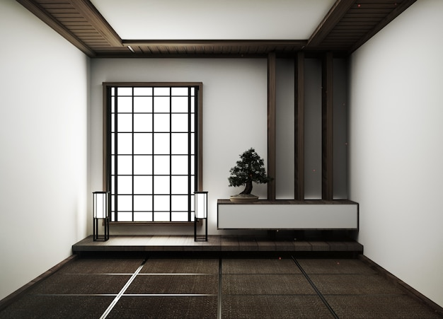 Wystrój wnętrz, nowoczesny salon z dekoracyjnym salonem
