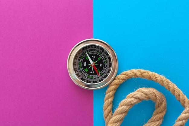 Wysyłaj liny i kompas