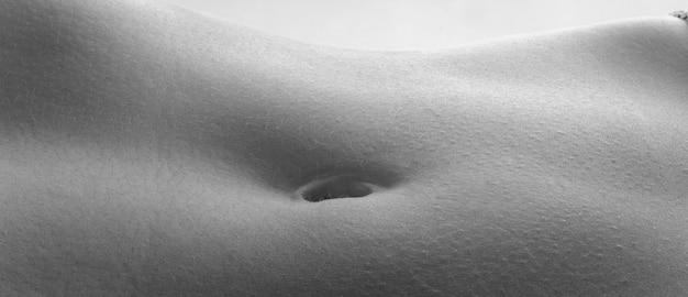 Wyszczególnij pępek kobiety