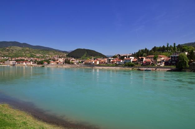 Wyszehradzkie miasto w bośni i hercegowinie