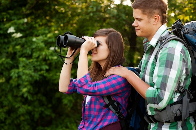 Wyszukiwanie młodej pary