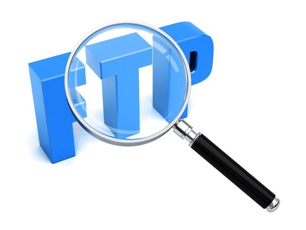 Wyszukiwanie w serwisie ftp