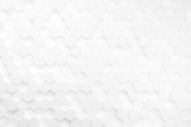 Wytłaczany sześciokąt przypominający plaster miodu