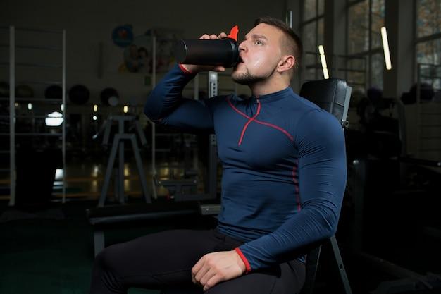 Wyżywienie w siłowni