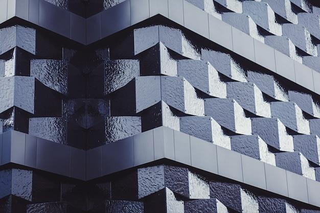 Wzór architektoniczny ściany