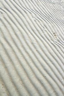 Wzór piasek plaży czochry tło, pionowo