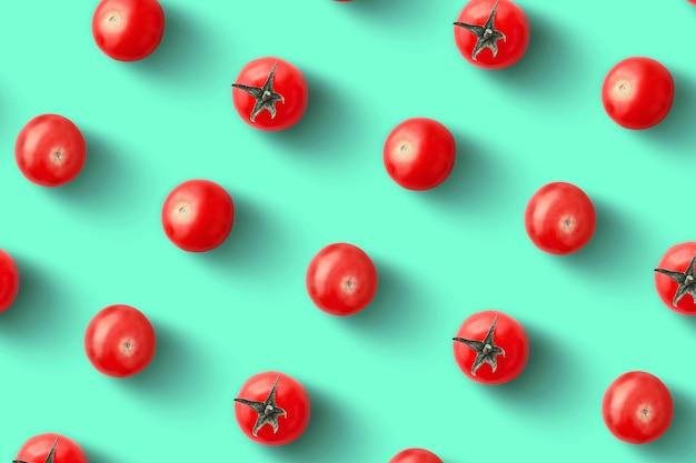 Wzór pomidory czereśniowe