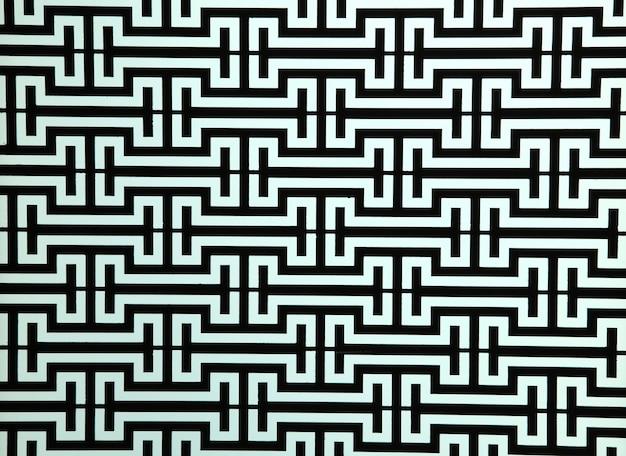 Wzór ramy prętów stalowych na jasnoniebieskim