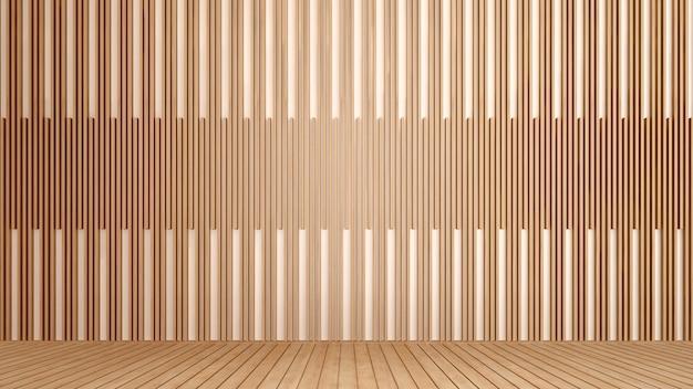 Wzór ściany w grafice hotelu lub ośrodka do holu