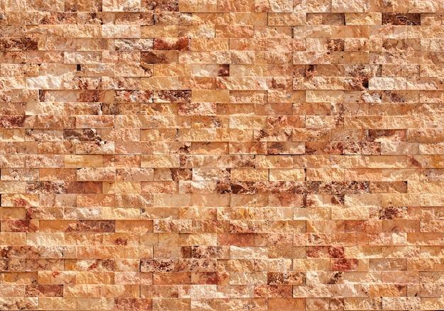 Wzór ściany z cegieł.