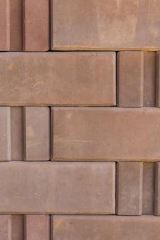Wzór ściany z cegły