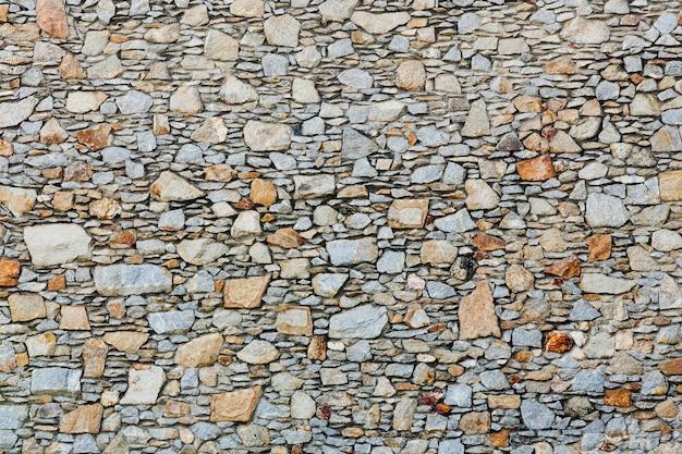 Wzór stara kamienna ściana ukazywał się