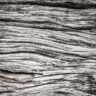Wzór starego wyblakłego szarego drewna z bliska